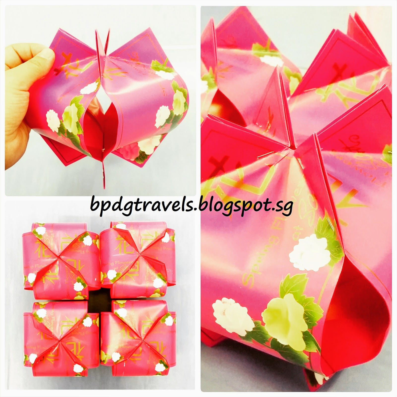 Handicraft - Red Packet (Ang Pow) Ornaments for Lunar New ... - photo#20