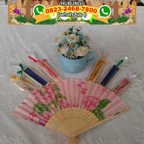 souvenir kipas kertas 54363