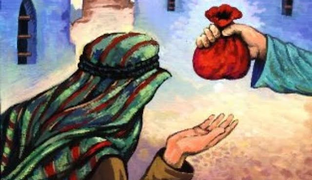 Athiyah bin Kholaf Saudagar Bangkrut dan Berkah Sedekah Hari Asyura