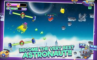 Rapstronaut Space Journey Apk