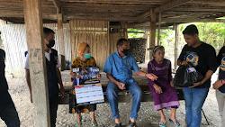 Sentuh Warga Miskin, RMS Kembali Salurkan Bantuan Sembako