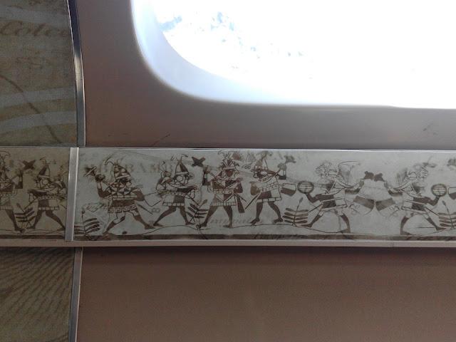 Interior tren Perurail