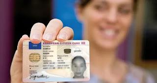 Έρχονται οι νέες ταυτότητες με υποχρεωτικό δακτυλικό αποτύπωμα σε όλη την Ευρώπη