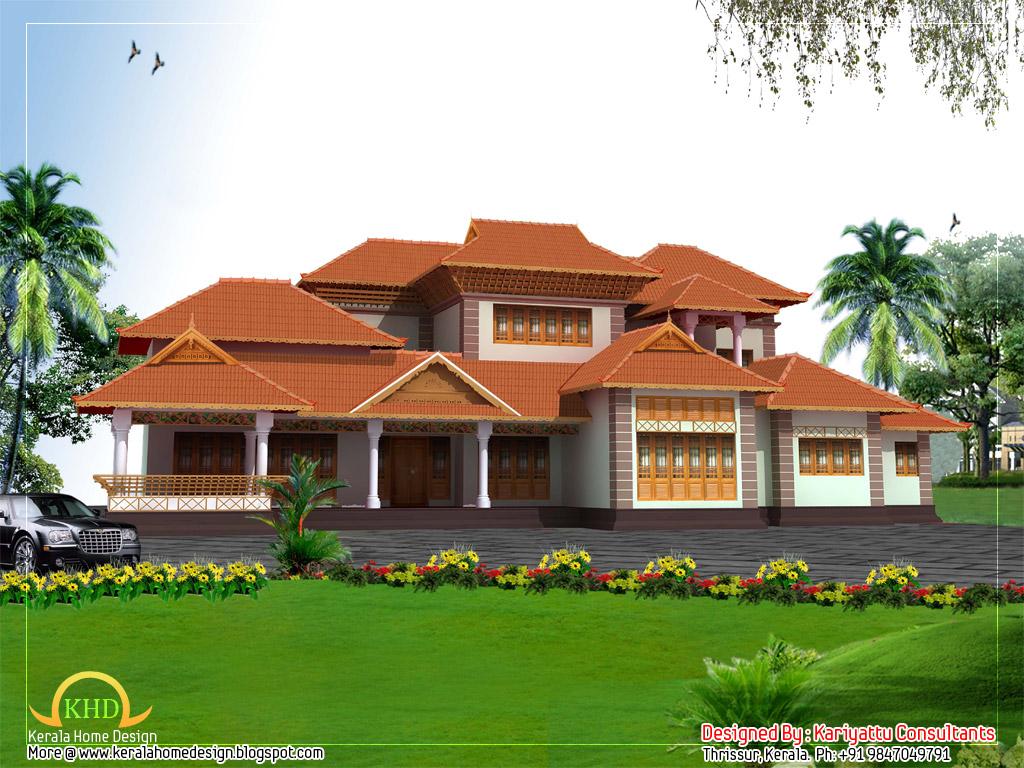House kerala style modern house for Amazing modern houses kerala