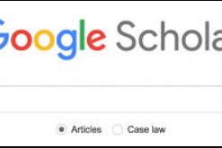 Inilah Beberapa Tips Ketika Menggunakan Google Schoolar