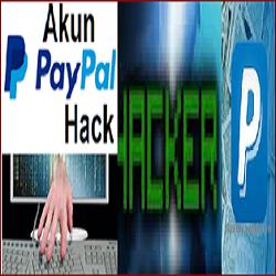 Cara mengatasi akun Paypal yang dihack pencuri