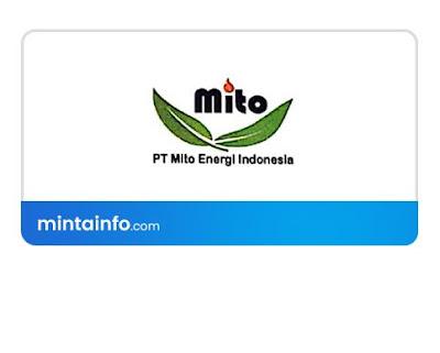 Lowongan Kerja PT. Mito Energi Indonesia Pekanbaru Terbaru Hari Ini, lowongan kerja pekanbaru Agustus 2021, info loker pekanbaru 2021, loker 2021 pekanbaru, loker riau 2021