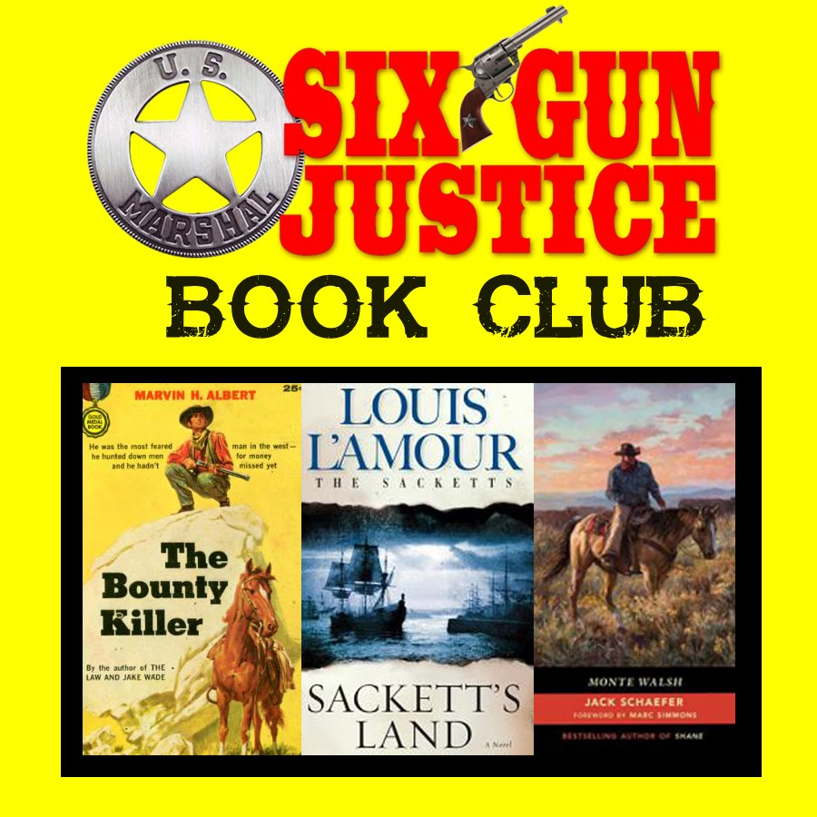 SIX-GUN JUSTICE PODCAST BOOK CLUB
