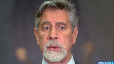 Mensaje a la Nación del presidente Francisco Sagasti sobre cambios en la PNP