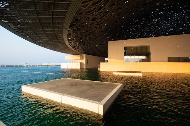 Cupola Abu Dhabi Louvre