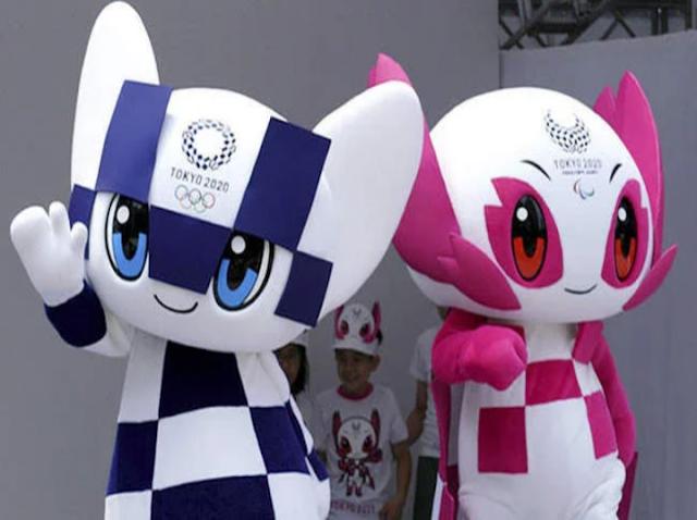 Tokyo Olympic 2020 mascot