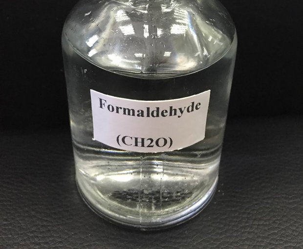 Formaldehyde is used to embalming dead bodies