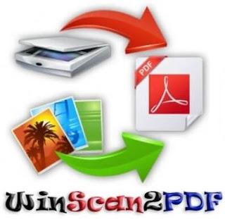 أداة, سريعة, لتحويل, المستندات, الى, PDF, باستخدام, الماسح, الضوئى, سكانر, وحفظها, WinScan2PDF