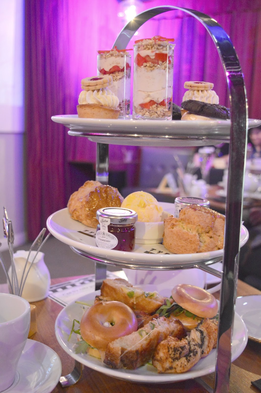 Afternoon Tea at the Movies - Tyneside Bar Cafe