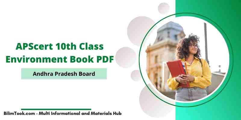APScert 10th Class Environment Book PDF Download 2020-21