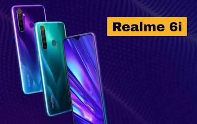 Realme 6i: 17 मार्च को होगा लांच जाने इसका प्राइस और क्विक स्पेसिफिकेशन -