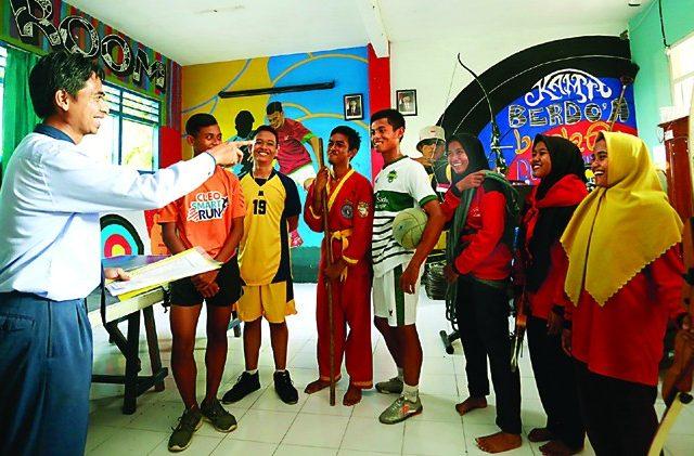 Kelas Olahraga SMA Muhammadiyah 8 Cerme, Satu-satunya di Gresik