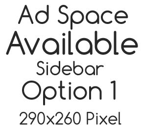 Ad Space Option 1