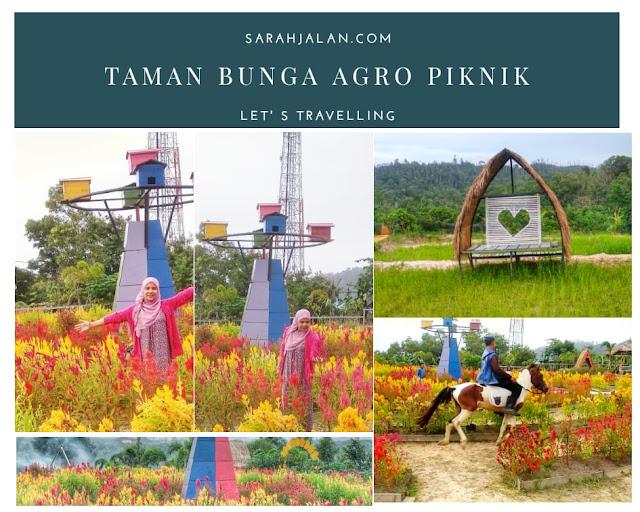 Taman Bunga Agro Piknik Sei Temiang Batam