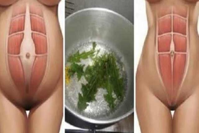 Remedio Casero Para Eliminar La Grasa Acumulada En La Barriga.