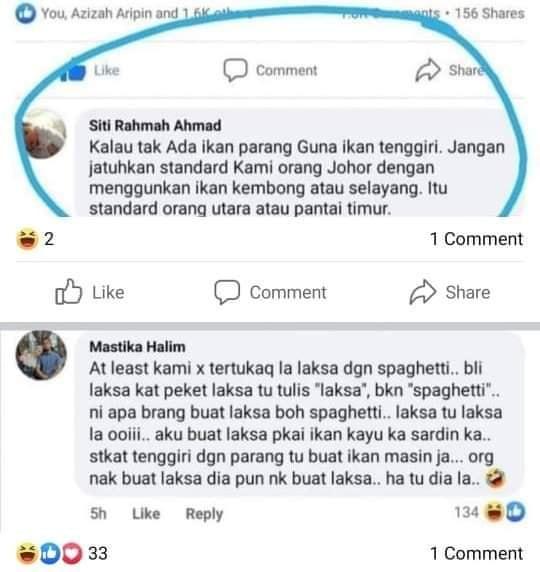 Laksa Johor Viral