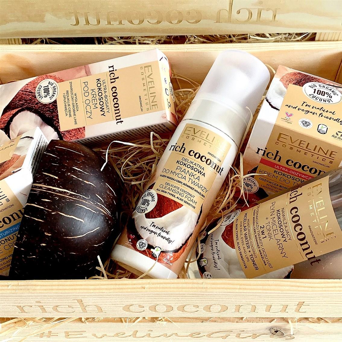 Eveline Cosmetics Rich Coconut