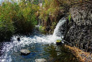 Водоскид Сінянського водосховища на річці Сінній
