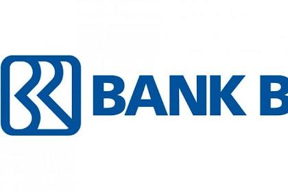 Lowongan Kerja Bank BRI 2020