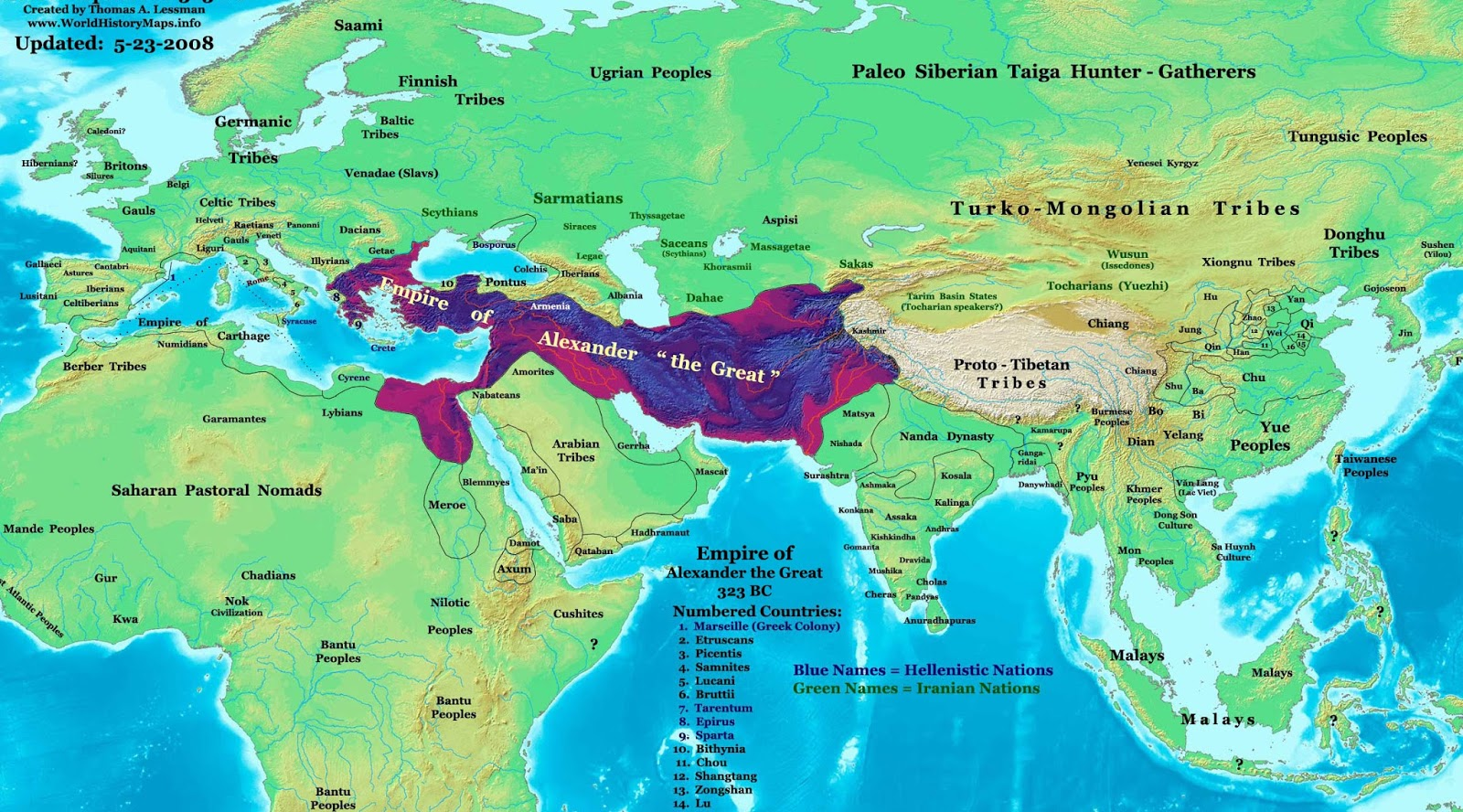 The Historian's Hut Articles: Ancient Pontus and the 'Poison King' on byzantine empire map, alexander the great map, ptolemaic kingdom map,
