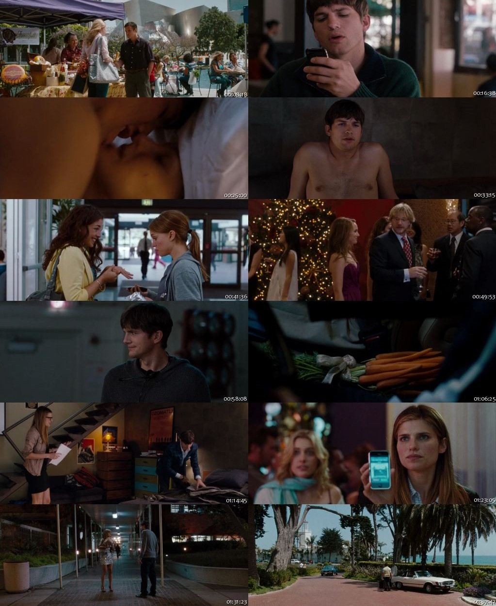 No Strings Attached 2011 BRRip 480p 300Mb