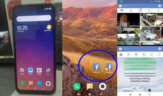 Cara Membuat Aplikasi Ganda Di Redmi Note 7 Dan 7 Pro Dunia Android