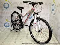 Sepeda Gunung Reebok Chameleon Femme Rangka Aloi 6061 21 Speed 26 Inci