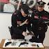 Bari Carrassi. Arrestato dai CC. incensurato 32enne per detenzione illegale di  3 pistole con relativo munizionamento e parti di una quarta pistola cal.9x21 [CRONACA DEI CC. ALL'INTERNO]