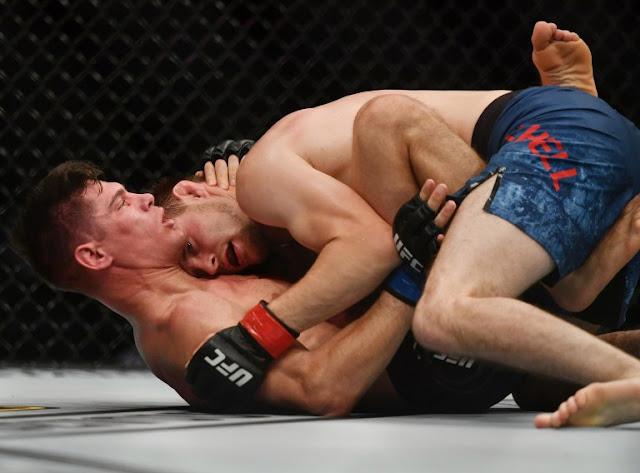 Bryce Mitchell Charles Rosa UFC 249