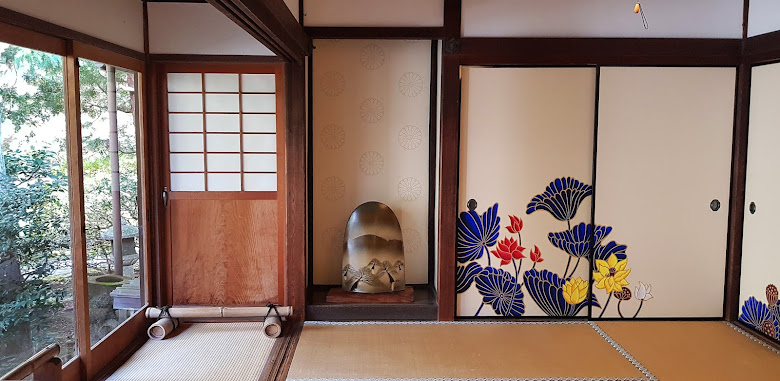 Staying in a Ryokan on your Japanese bike trip