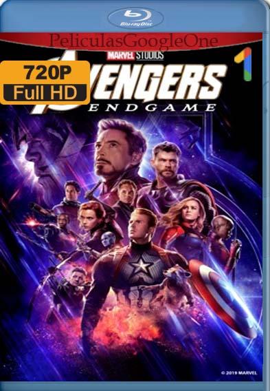 Avengers Endgame[2019] [720p BRrip] [Latino-Inglés] [GoogleDrive]