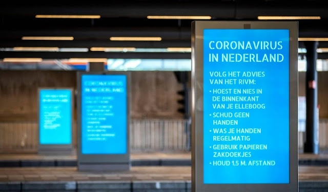 اجراءات وتدابير جديدة سيتم العمل بها ابتداء من شهر يونيو في هولندا في ظل فيروس كورونا