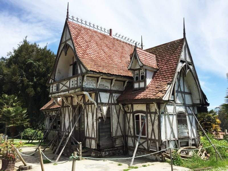 Casa Jacarandá de Lota
