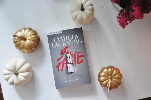 """""""Srebrne skrzydła"""" - Camilla Läckberg"""