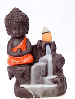 Buddha Smoke Fountain