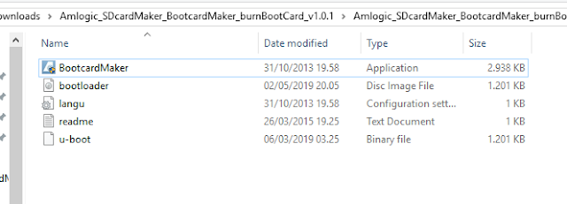 Isi Folder BootCard Maker
