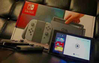 paket penjualan nintendo switch screenshot gameplay