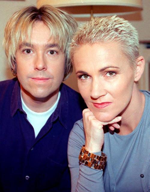 Marie Fredriksson y Per Gessle (1999)