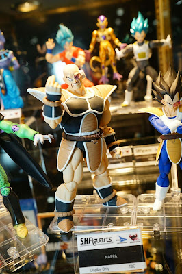 Tamashii Nations Dragon Ball Z en el New York Toy Fair 2017