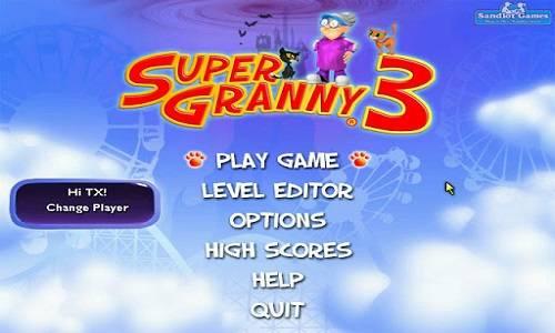 Super Granny 3 Game Free Download