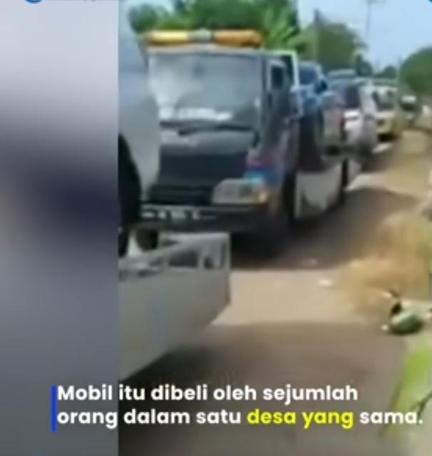 Viral Warga Desa di Tuban Beli Mobil Bareng Seusai Tanah Gusuran Dibeli Pertamina