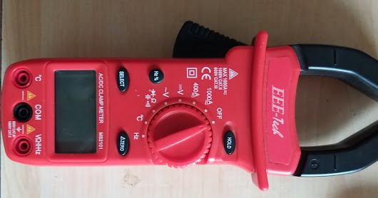 Digital Clamp Meter: A more versatile Measuring Instrument