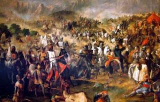Batalla de la Edad Media