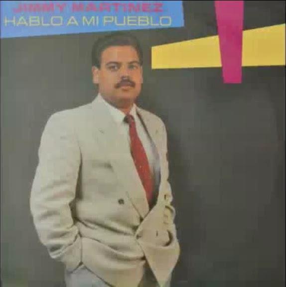 Jimmy Martinez-Hablo a Mi Pueblo-