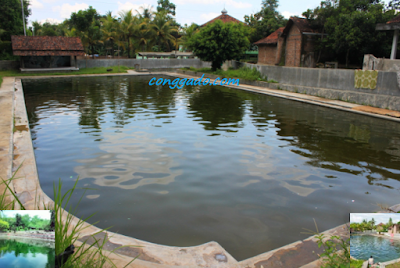 Situs Peninggalan Sendang Klangkapan Sleman Jogjakarta menyimpan sejarah dan misteri